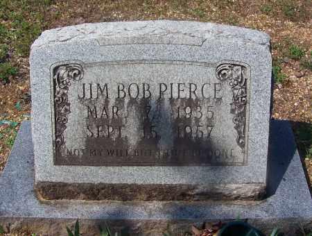 PIERCE, JIM BOB - Dallas County, Arkansas | JIM BOB PIERCE - Arkansas Gravestone Photos