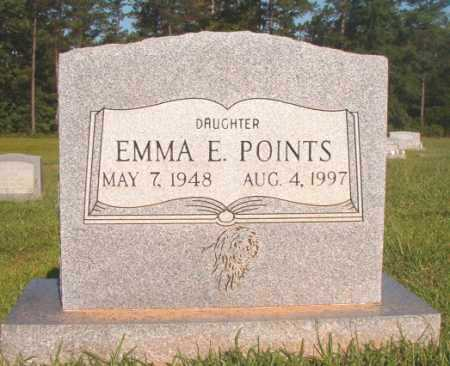 POINTS, EMMA E - Dallas County, Arkansas | EMMA E POINTS - Arkansas Gravestone Photos