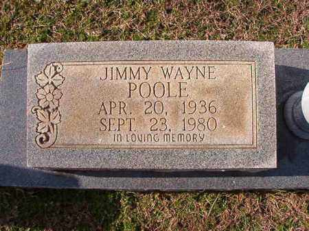 POOLE, JIMMY WAYNE - Dallas County, Arkansas | JIMMY WAYNE POOLE - Arkansas Gravestone Photos