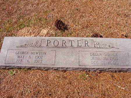 PORTER, DELLA - Dallas County, Arkansas | DELLA PORTER - Arkansas Gravestone Photos