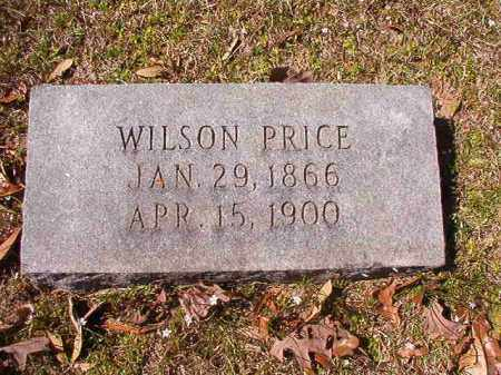 PRICE, WILSON - Dallas County, Arkansas | WILSON PRICE - Arkansas Gravestone Photos