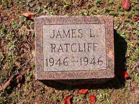 RATCLIFF, JAMES L - Dallas County, Arkansas | JAMES L RATCLIFF - Arkansas Gravestone Photos