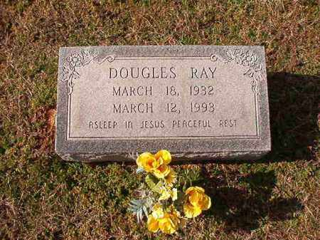 RAY, DOUGLES - Dallas County, Arkansas | DOUGLES RAY - Arkansas Gravestone Photos