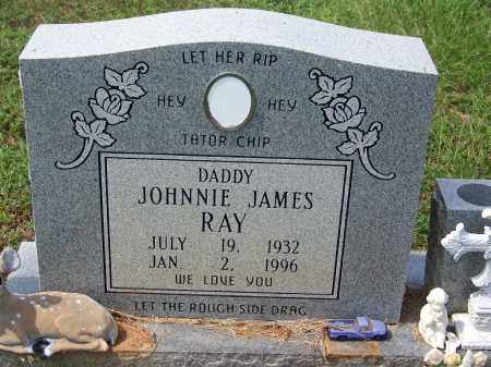 RAY, JOHNNIE JAMES - Dallas County, Arkansas | JOHNNIE JAMES RAY - Arkansas Gravestone Photos