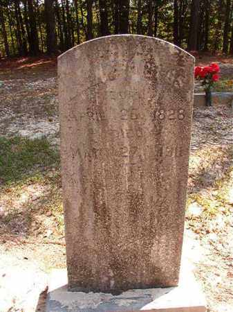 REYNOLDS, A L - Dallas County, Arkansas | A L REYNOLDS - Arkansas Gravestone Photos