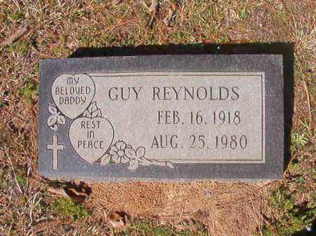 REYNOLDS, GUY - Dallas County, Arkansas | GUY REYNOLDS - Arkansas Gravestone Photos