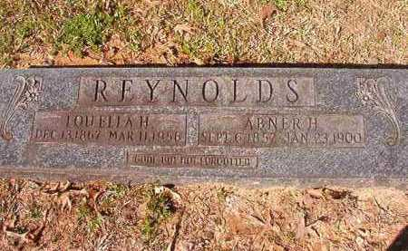 REYNOLDS, ABNER H - Dallas County, Arkansas | ABNER H REYNOLDS - Arkansas Gravestone Photos