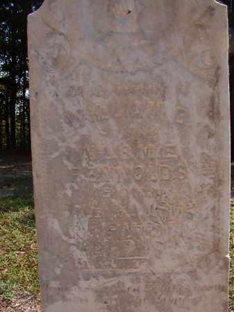 REYNOLDS, WILLIAM D - Dallas County, Arkansas   WILLIAM D REYNOLDS - Arkansas Gravestone Photos