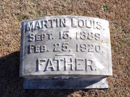 RIGOTTI, MARTIN LOUIS - Dallas County, Arkansas | MARTIN LOUIS RIGOTTI - Arkansas Gravestone Photos