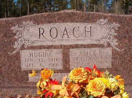 ROACH, ALICE R - Dallas County, Arkansas | ALICE R ROACH - Arkansas Gravestone Photos