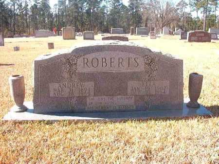 ROBERTS, ELLA - Dallas County, Arkansas | ELLA ROBERTS - Arkansas Gravestone Photos
