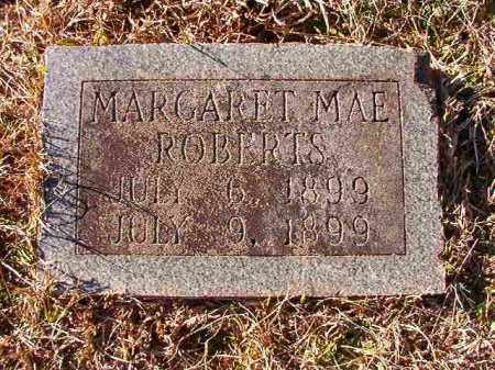 ROBERTS, MARGARET MAE - Dallas County, Arkansas | MARGARET MAE ROBERTS - Arkansas Gravestone Photos