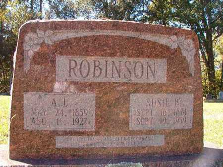 ROBINSON, A L - Dallas County, Arkansas | A L ROBINSON - Arkansas Gravestone Photos