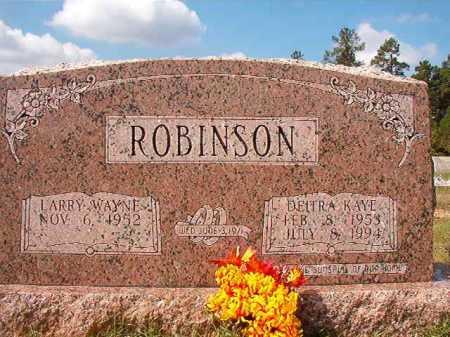ROBINSON, DEITRA KAYE - Dallas County, Arkansas | DEITRA KAYE ROBINSON - Arkansas Gravestone Photos