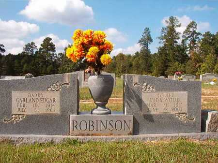 ROBINSON, GARLAND EDGAR - Dallas County, Arkansas | GARLAND EDGAR ROBINSON - Arkansas Gravestone Photos