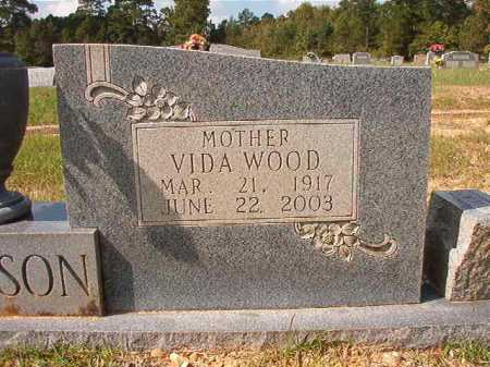 ROBINSON, VIDA - Dallas County, Arkansas | VIDA ROBINSON - Arkansas Gravestone Photos