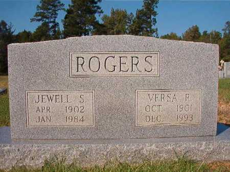 ROGERS, JEWELL S - Dallas County, Arkansas | JEWELL S ROGERS - Arkansas Gravestone Photos