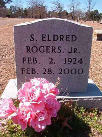 ROGERS, JR, S ELDRED - Dallas County, Arkansas | S ELDRED ROGERS, JR - Arkansas Gravestone Photos