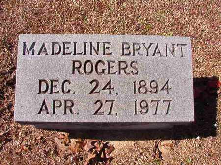 ROGERS, MADELINE - Dallas County, Arkansas | MADELINE ROGERS - Arkansas Gravestone Photos