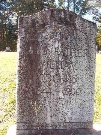 ROGERS, WILLIAM - Dallas County, Arkansas | WILLIAM ROGERS - Arkansas Gravestone Photos
