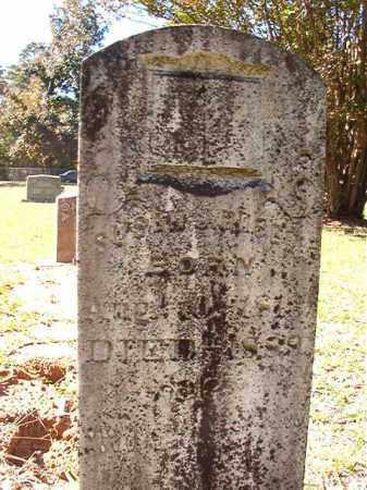 RUSSELL, SUSAN J - Dallas County, Arkansas | SUSAN J RUSSELL - Arkansas Gravestone Photos