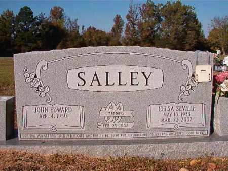 SALLEY, CELSA - Dallas County, Arkansas | CELSA SALLEY - Arkansas Gravestone Photos
