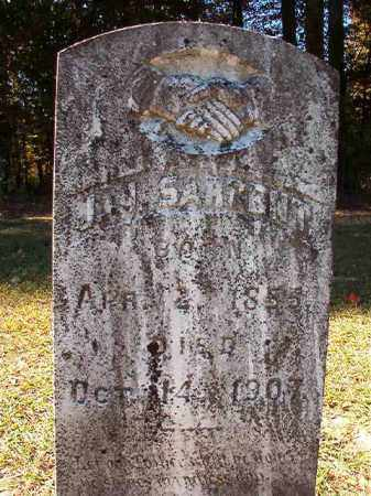 SARGENT, J J - Dallas County, Arkansas | J J SARGENT - Arkansas Gravestone Photos