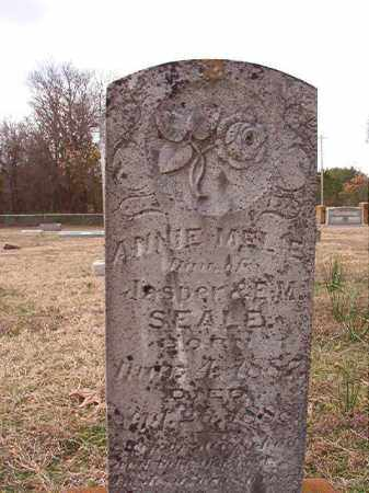 SEALE, ANNIE MELIE - Dallas County, Arkansas | ANNIE MELIE SEALE - Arkansas Gravestone Photos