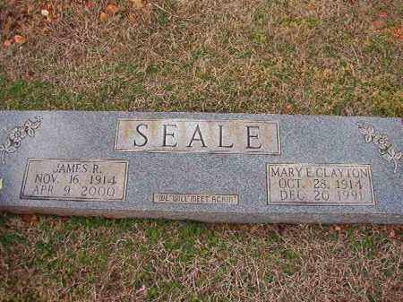 SEALE, JAMES R - Dallas County, Arkansas | JAMES R SEALE - Arkansas Gravestone Photos
