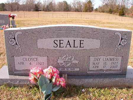 SEALE, JAY - Dallas County, Arkansas | JAY SEALE - Arkansas Gravestone Photos
