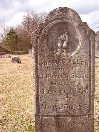 SEALE, THOMAS ALLEN - Dallas County, Arkansas | THOMAS ALLEN SEALE - Arkansas Gravestone Photos