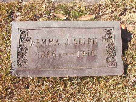 SELPH, EMMA J - Dallas County, Arkansas | EMMA J SELPH - Arkansas Gravestone Photos