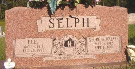 WALKER SELPH, GEORGIA - Dallas County, Arkansas | GEORGIA WALKER SELPH - Arkansas Gravestone Photos