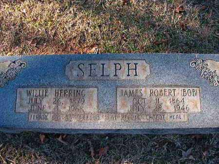 SELPH, JAMES ROBERT (BOB) - Dallas County, Arkansas | JAMES ROBERT (BOB) SELPH - Arkansas Gravestone Photos