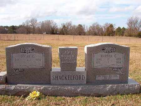 SHACKELFORD, MARTHA G - Dallas County, Arkansas | MARTHA G SHACKELFORD - Arkansas Gravestone Photos