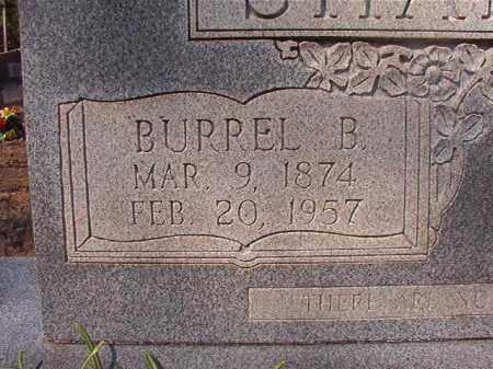 SHADDOCK, BURREL B - Dallas County, Arkansas | BURREL B SHADDOCK - Arkansas Gravestone Photos