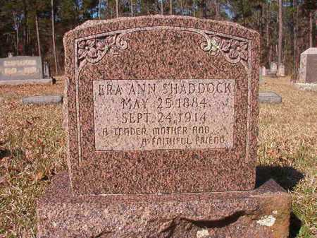 SHADDOCK, ERA ANN - Dallas County, Arkansas | ERA ANN SHADDOCK - Arkansas Gravestone Photos