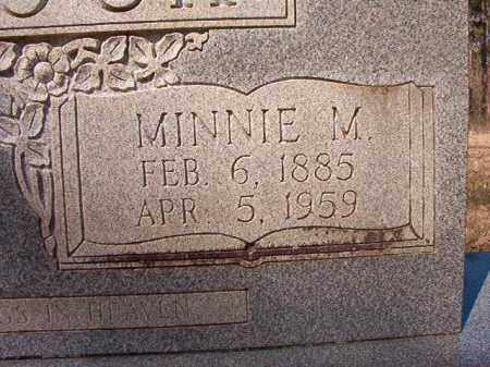 SHADDOCK, MINNIE M - Dallas County, Arkansas | MINNIE M SHADDOCK - Arkansas Gravestone Photos