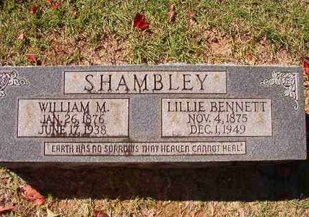 SHAMBLEY, LILLIE - Dallas County, Arkansas | LILLIE SHAMBLEY - Arkansas Gravestone Photos
