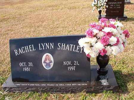 SHATLEY, RACHEL LYNN - Dallas County, Arkansas | RACHEL LYNN SHATLEY - Arkansas Gravestone Photos
