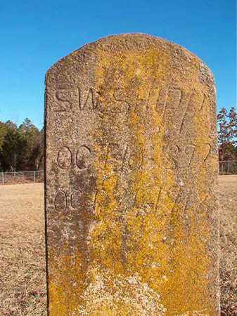 SHIPP, S W - Dallas County, Arkansas | S W SHIPP - Arkansas Gravestone Photos