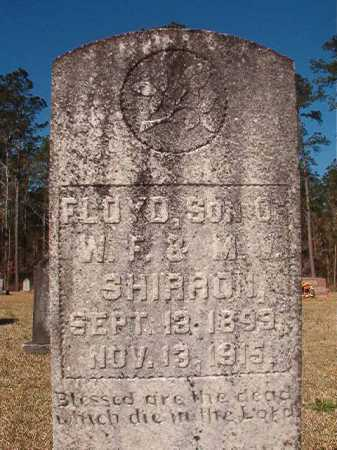 SHIRRON, FLOYD - Dallas County, Arkansas | FLOYD SHIRRON - Arkansas Gravestone Photos