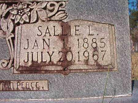 SHIRRON, SALLIE L - Dallas County, Arkansas | SALLIE L SHIRRON - Arkansas Gravestone Photos