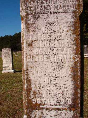 SHUGART, HENRY FREDERICK - Dallas County, Arkansas | HENRY FREDERICK SHUGART - Arkansas Gravestone Photos