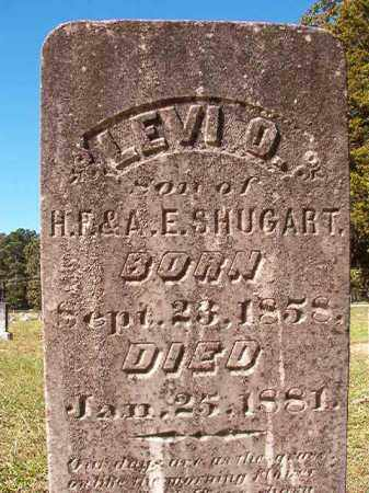SHUGART, LEVI O - Dallas County, Arkansas | LEVI O SHUGART - Arkansas Gravestone Photos