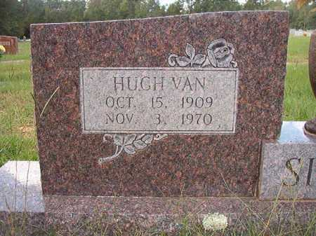 SISSON, HUGH VAN - Dallas County, Arkansas | HUGH VAN SISSON - Arkansas Gravestone Photos