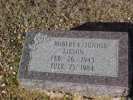 SISSON, ROBERT E. (JUNIOR) - Dallas County, Arkansas | ROBERT E. (JUNIOR) SISSON - Arkansas Gravestone Photos