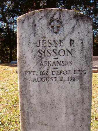 SISSON (VETERAN), JESSE RAY - Dallas County, Arkansas | JESSE RAY SISSON (VETERAN) - Arkansas Gravestone Photos