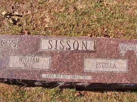 SISSON, ESTELLA - Dallas County, Arkansas | ESTELLA SISSON - Arkansas Gravestone Photos