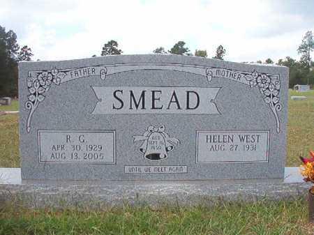 SMEAD, R G - Dallas County, Arkansas | R G SMEAD - Arkansas Gravestone Photos